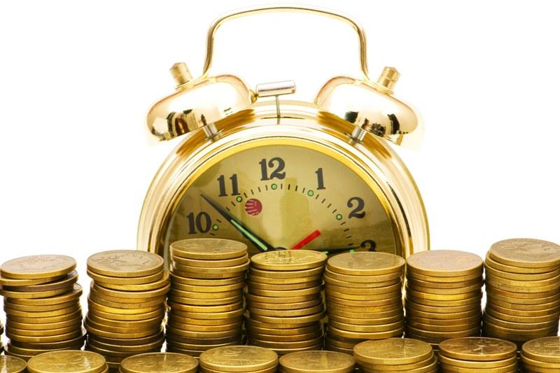 Время деньги ваши