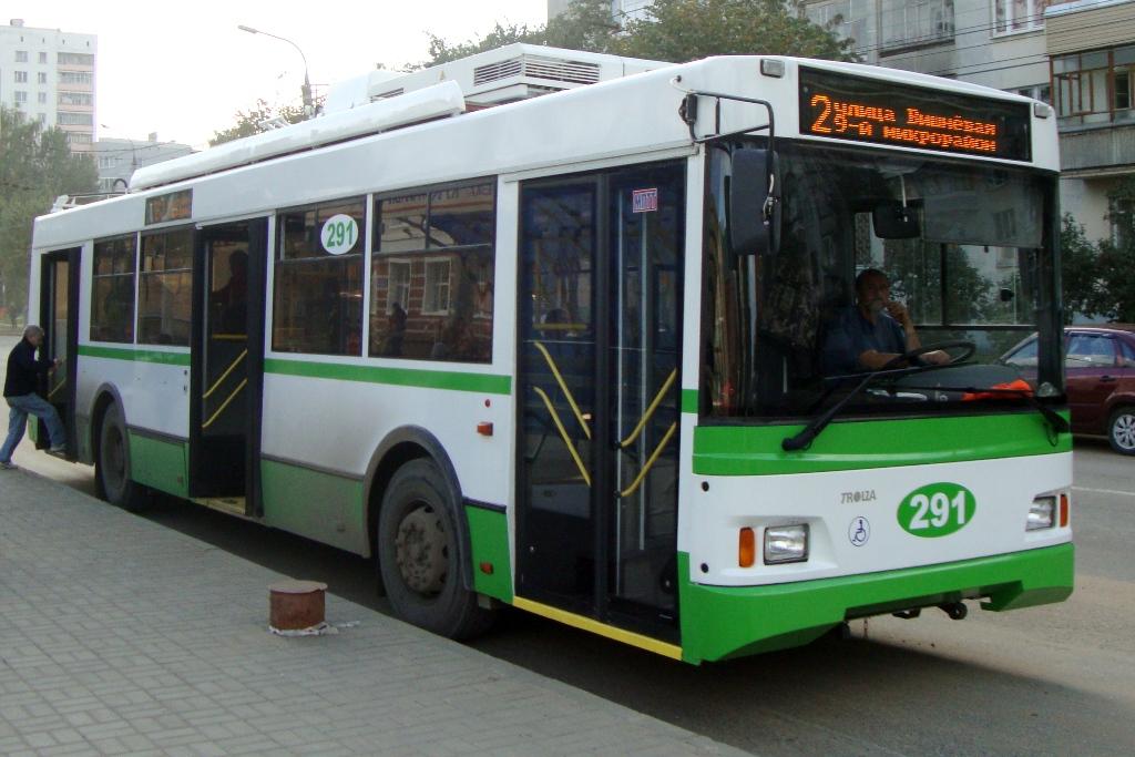 транспорт Йошкар-Олы на