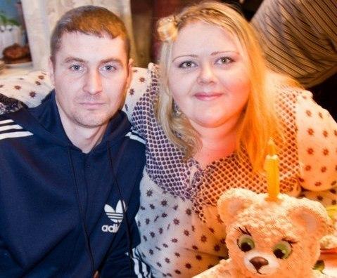 Оксана и ее супруг Виктор