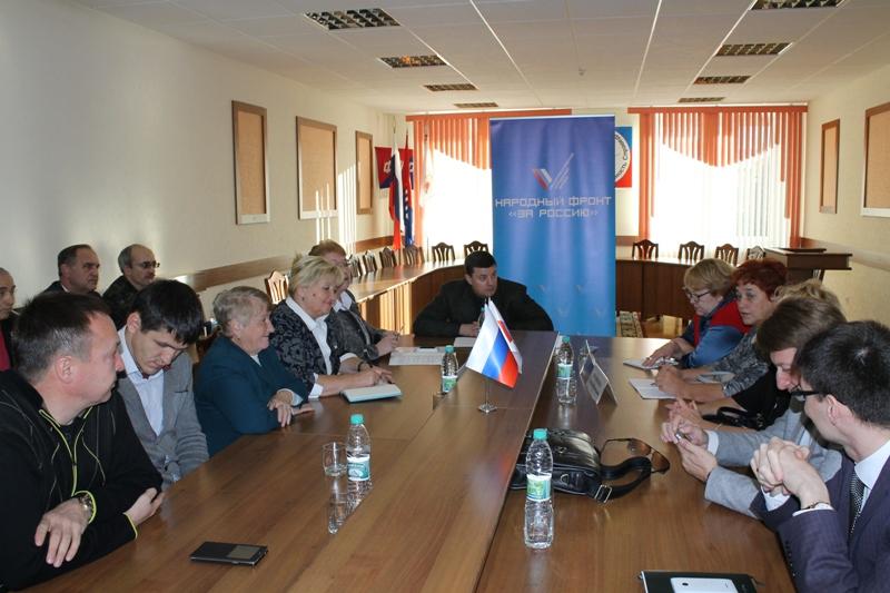 Пермский штаб ОНФ проведёт конференцию вконце октября