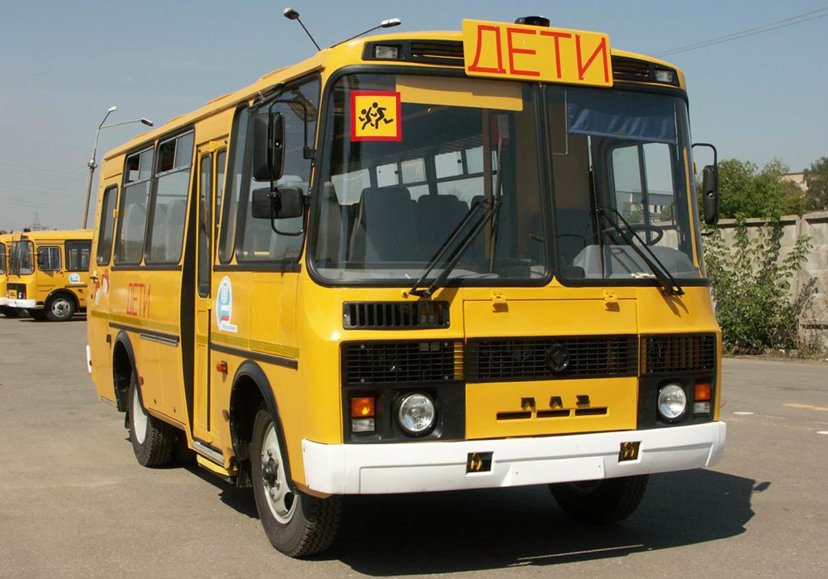 ВМарий Элпоявится 5 новых школьных автобусов