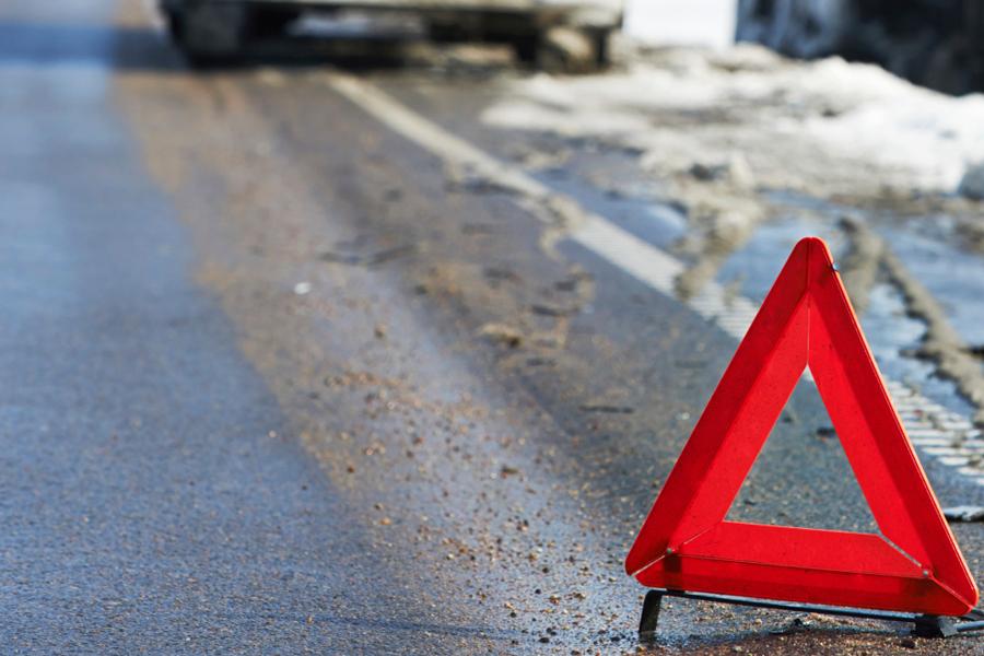 ВМарий Эл иностранная машина врезалась впассажирский микроавтобус