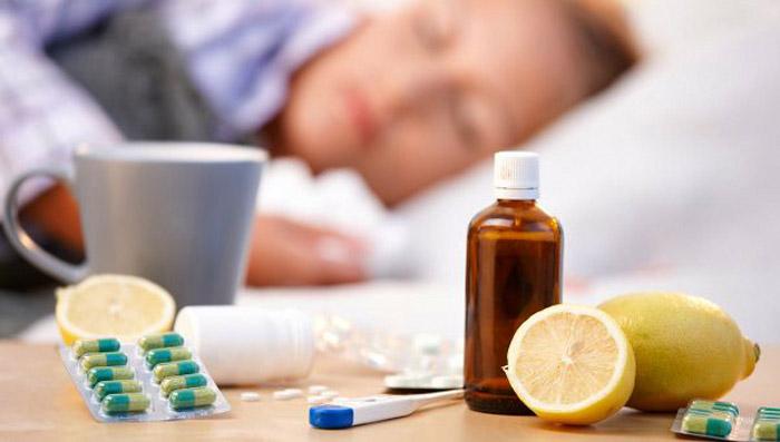 Заболеваемость гриппом иОРВИ растет вТомске иобласти