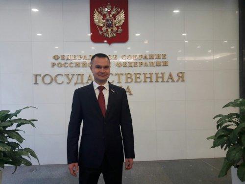Сергей Казанков: человек и депутат