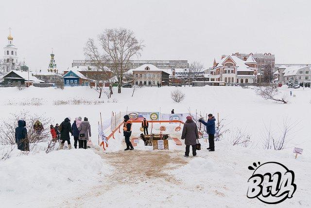 ВСамаре наКрещение будут работать 5 официальных купелей