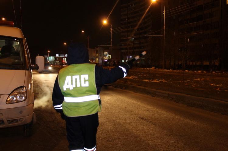ВКурской области запьяную езду повторно задержаны 12 водителей