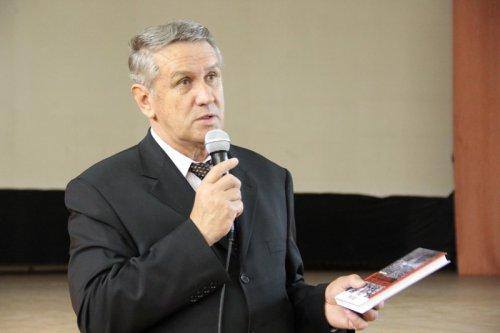 Николай Лузан, контрразведчик, писатель: «Против духовной и нравственной силы народа любое оружие – ничто»