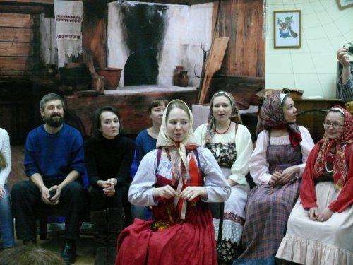 В музее Йошкар-Олы пройдет детская святочная вечорка