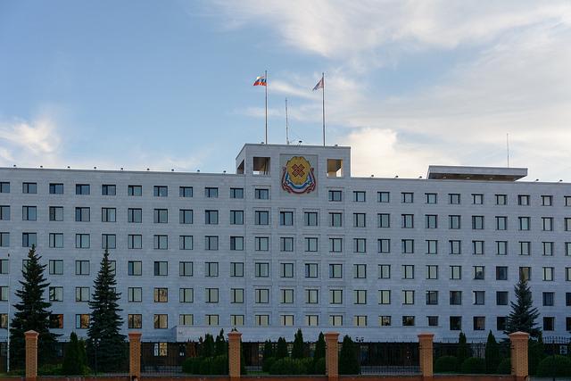 ВМарий Элна24 сессии Госсобрания республики произошли перестановки кадров
