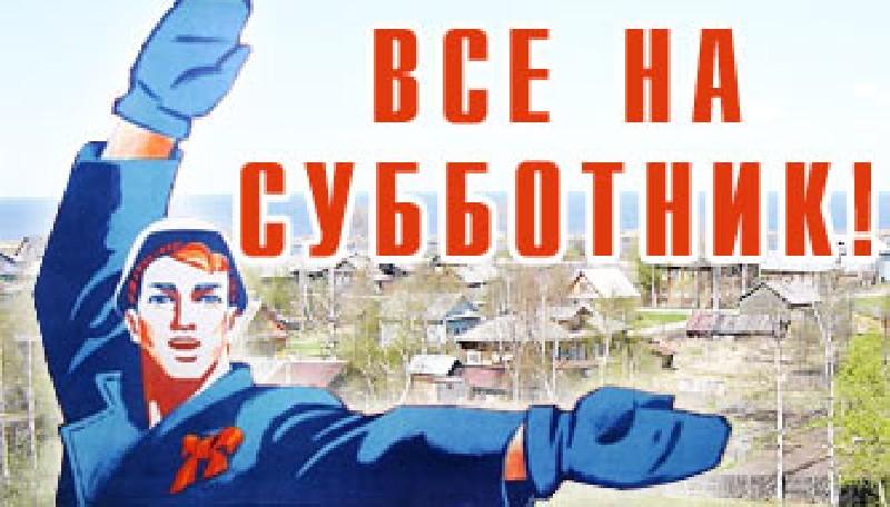Всероссийский экологический субботник «Зеленая Россия» перенесли на29апреля