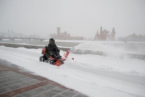 Как администрация вашего населенного пункта справилась со снегопадом?