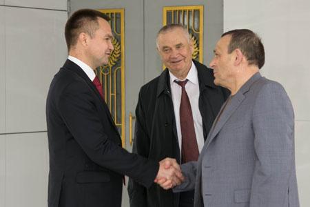 Врио Марий Эл порекомендовал Сергея Казанкова на пост члена Совета Федерации от республики