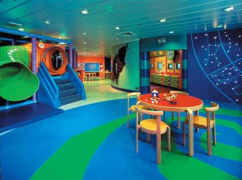 Хотели бы вы, чтобы ваш ребенок занимался в детском клубе?
