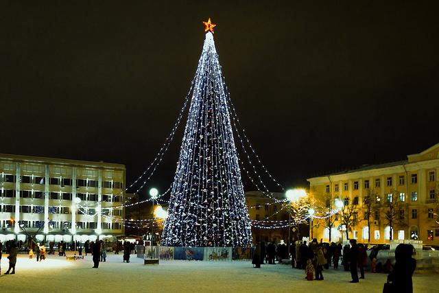 Ярославцам расписали праздники— длиннющие  зимние каникулы