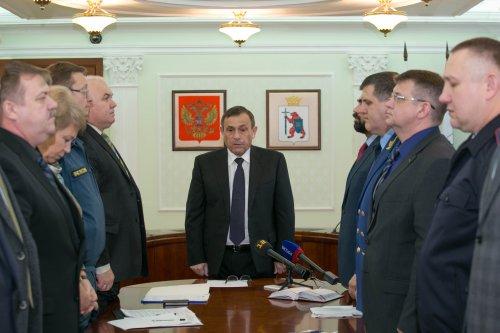 В Доме Правительства состоялось оперативное совещание под руководством главы Марий Эл