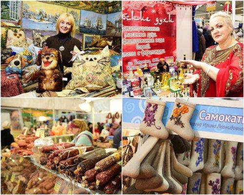 От павловопосадских гобеленов до якутской рыбы: «Всероссийская ярмарка в Йошкар-Оле» приглашает за покупками!