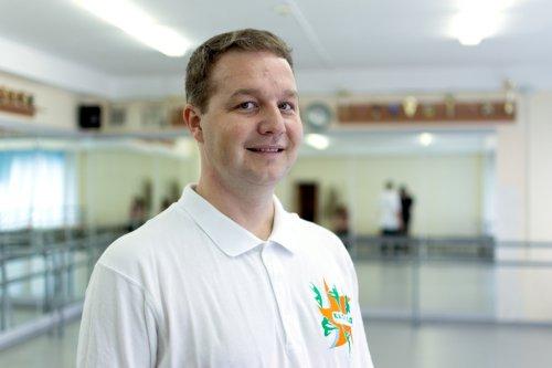 Руководитель студии-танца «Каскад» Алексей Дудин: «Мой девиз – дарить людям счастье и радость!»