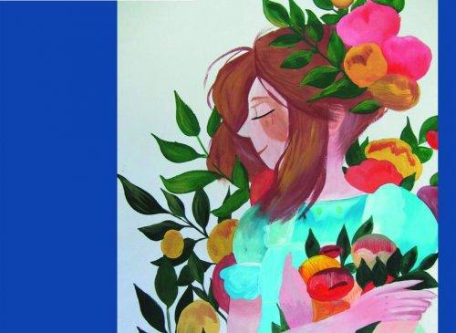 Йошкаролинцев приглашают погрузиться в «Большой мир маленькой художницы»