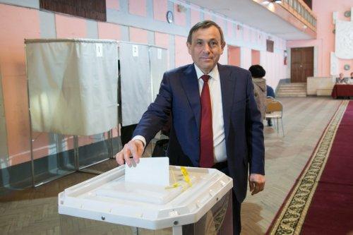 Выборы-2018: как проголосовали первые лица Марий Эл