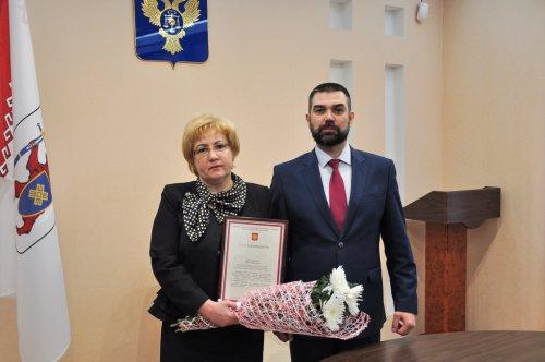 В Марий Эл вручили благодарность полпреда Президента России в ПФО