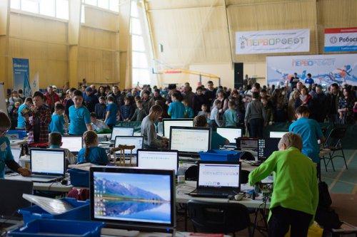 Жителей Марий Эл приглашают посмотреть на состязания роботов