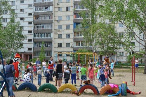 «Единая Россия» объединяет соседей