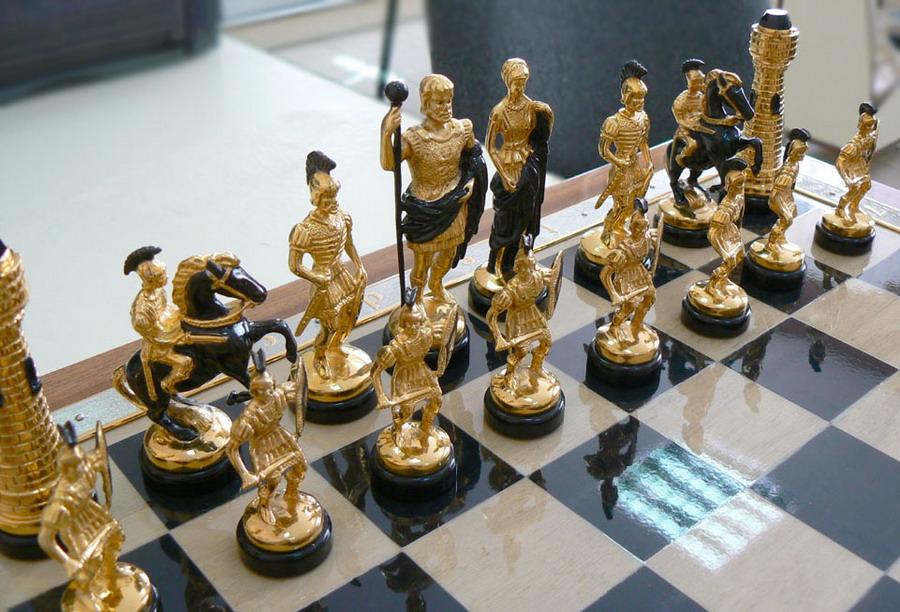 ВМарий Эледет один из наилучших шахматистов мира