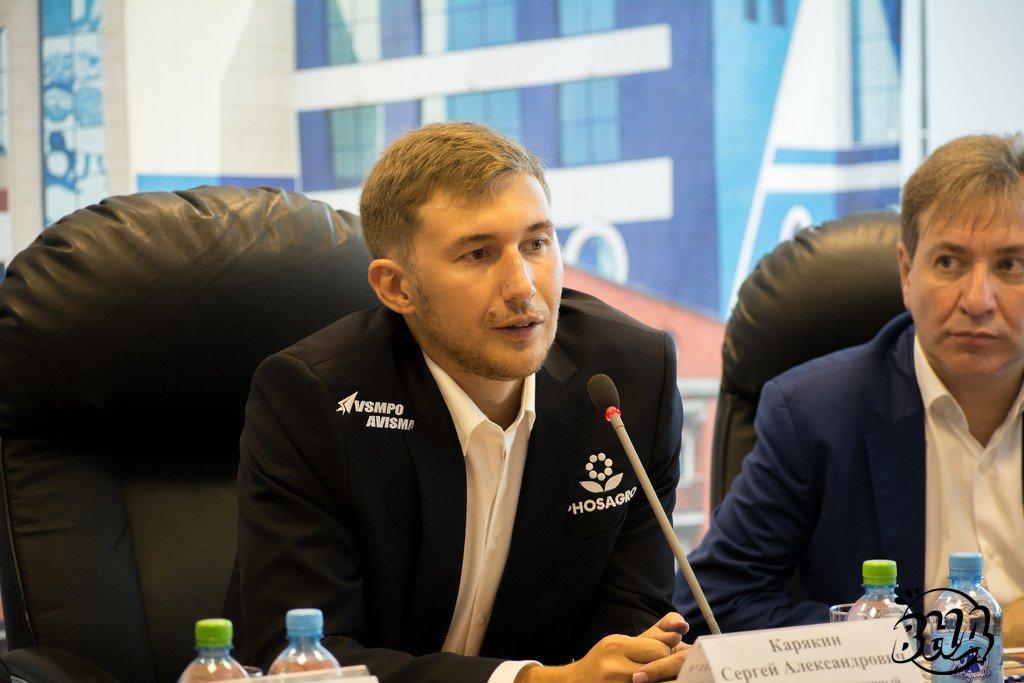 ВМарий Элсоздадут шахматную школу Сергея Карякина— Ход гроссмейстера
