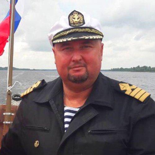 Олег Матвеев, капитан дальнего плавания: «Я родился в династии капитанов»