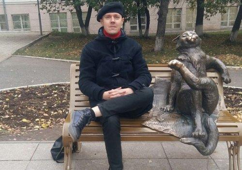 Эдвард Заболоцкий, путешественник из Калуги: «В Йошкар-Оле есть душа и шарм – это главное»