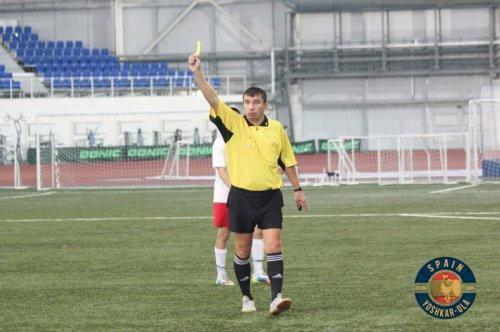 Футбол в Марий Эл будет развиваться