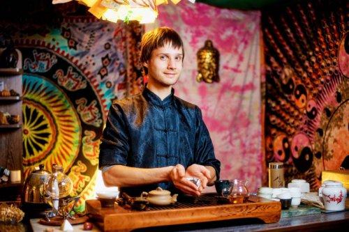 Евгений Камушкин, проводник в мир чая: «После чаепития люди становятся добрее»