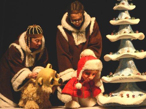 Театр кукол из Удмуртии выступит с гастролями в Йошкар-Оле