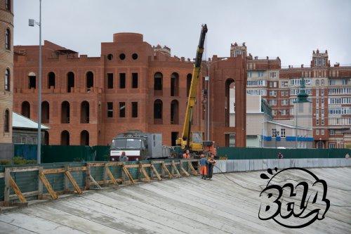 На завершение строительства здания филармонии в Марий Эл выделили 100 миллионов рублей