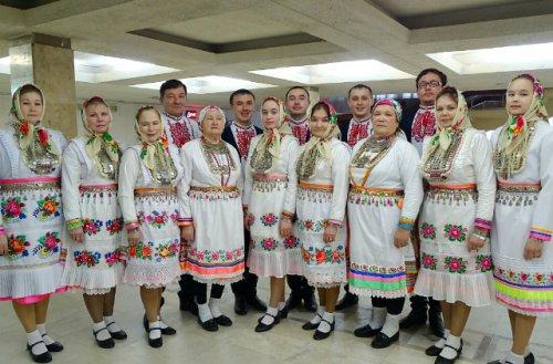 Ансамбль «Мурсескем» стал лауреатом фестиваля в Саратове