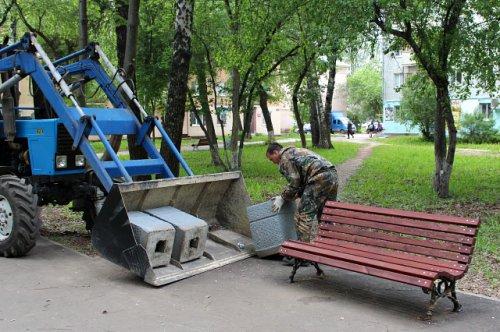 Дополнительные урны появились в сквере в центре Йошкар-Олы