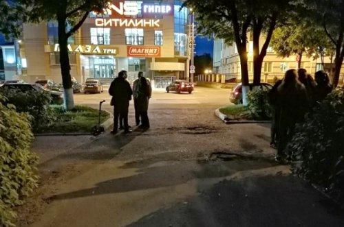 Полицейские выясняют все обстоятельства ДТП на Кремлёвской