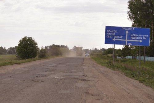 В Марий Эл заключены два госконтракта на ремонт дорог на принципах жизненного цикла
