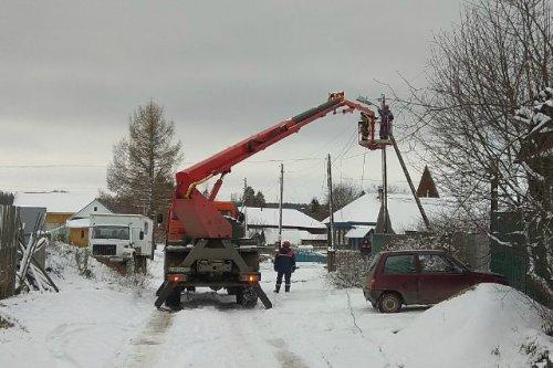 На двух улицах посёлка Ургакш Советского района Республики Марий Эл стало светлее