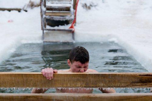Крещенские купания:
