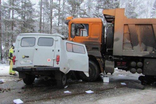 По предварительным данным, в смертельном ДТП на Сернурском тракте был виноват водитель УАЗа