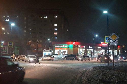Йошкар-Олинские светодиодные светильники хорошо зарекомендовали себя на улицах столицы Марий Эл