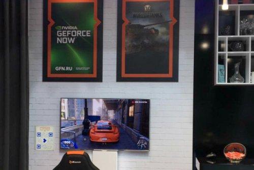 Игровой телевизор: в Wink+ появились облачные игры от NVIDIA и GFN.RU