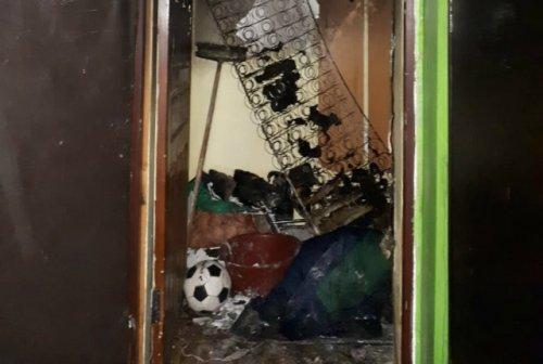 Двадцать человек было эвакуировано в результате пожара на улице Баумана в Йошкар-Оле