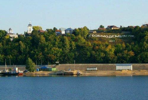 Купальный сезон в городе Козьмодемьянске начнётся позже назначенных сроков
