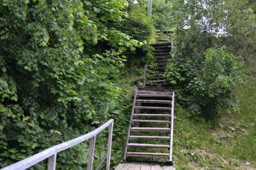 По инициативе горожан в Козьмодемьянске будут отремонтированы пять деревянных лестниц