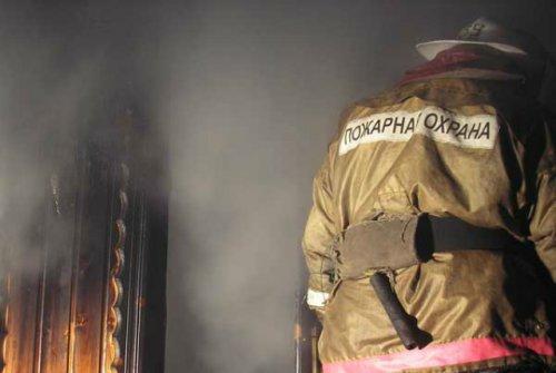 Дом и надворные постройки сгорели из-за короткого замыкания электропроводки