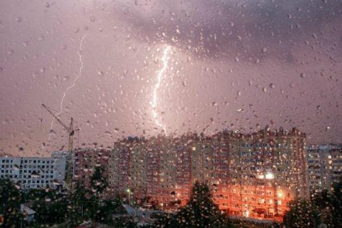 В ближайшие три дня на территории Марий Эл синоптики прогнозируют грозы