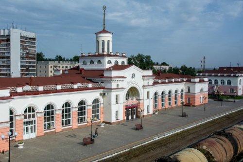 Из Москвы в Йошкар-Олу и обратно летом и осенью будут ходить дополнительные поезда