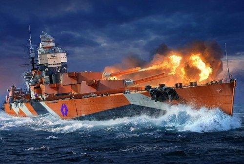 Бесплатный премиум-линкор в тарифе «Игровой» — специально для поклонников морских боев